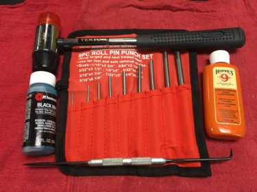 MAC Cleaning & Tools