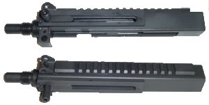 M11 Side Cocking Upper Receiver with Barrel and Picatinny Rail