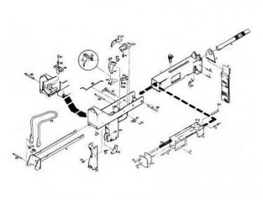 380 Machine Gun Parts