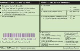 Shipping Instructions Practical Solutions