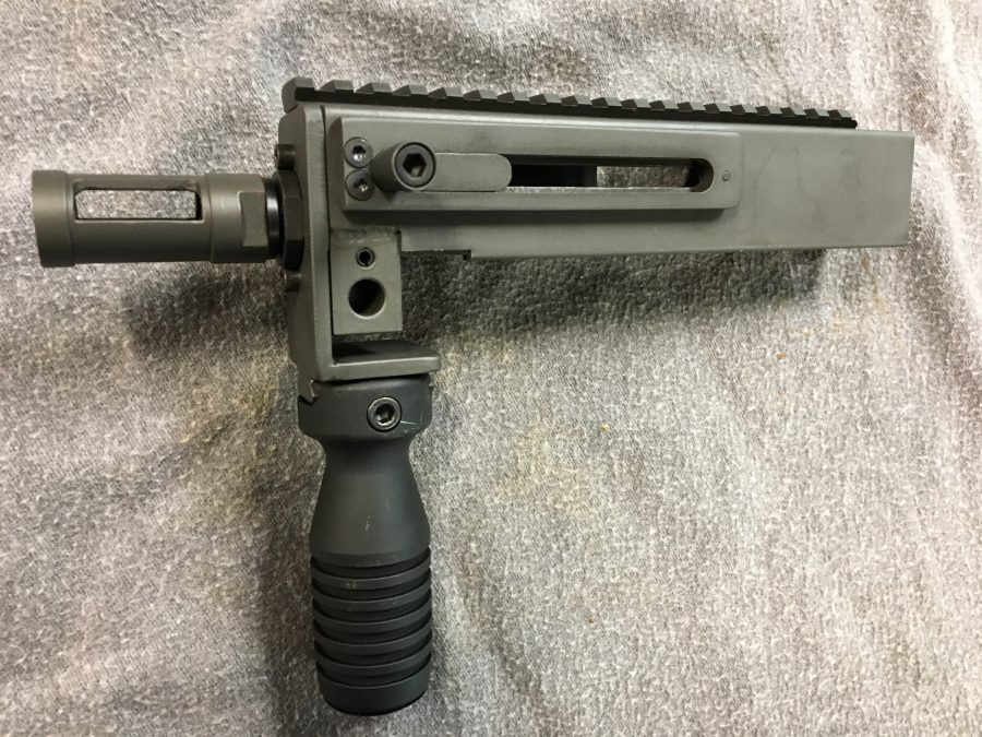 Fat Ghost Upper Receiver - M10/9 or 45