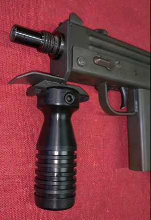 Under Barrel Rail Adapter with Grip for the M11/9 or 380