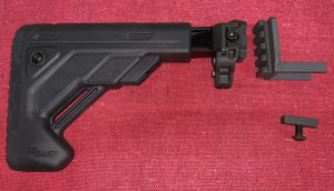 Picatinny Rail Stock Adapter - M11/9 or M11A1 380